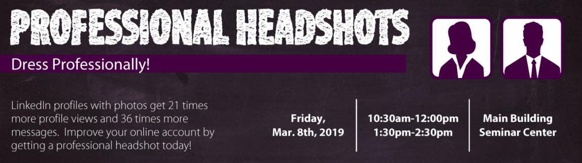 Professional Headshot